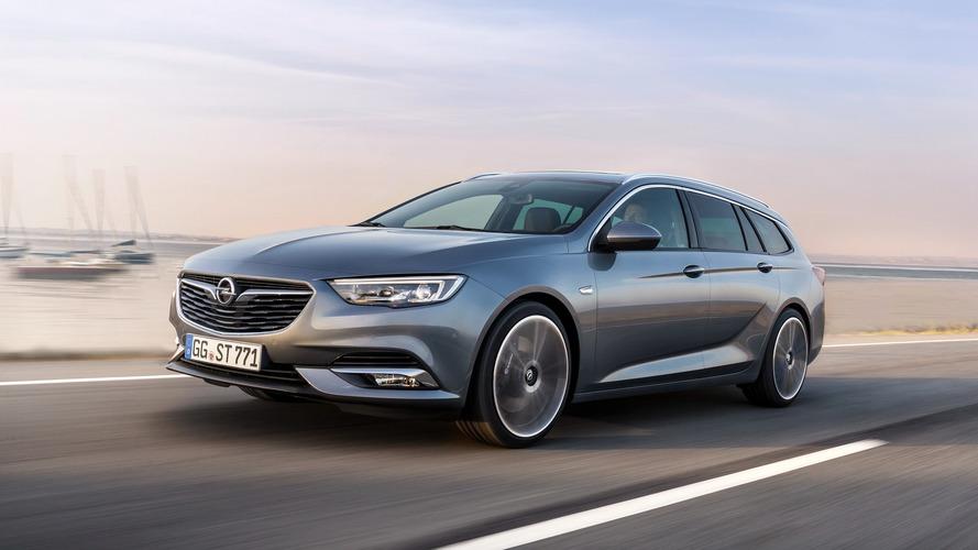 Opel Insignia Adds New Biturbo Engine At Top Of Diesel Range