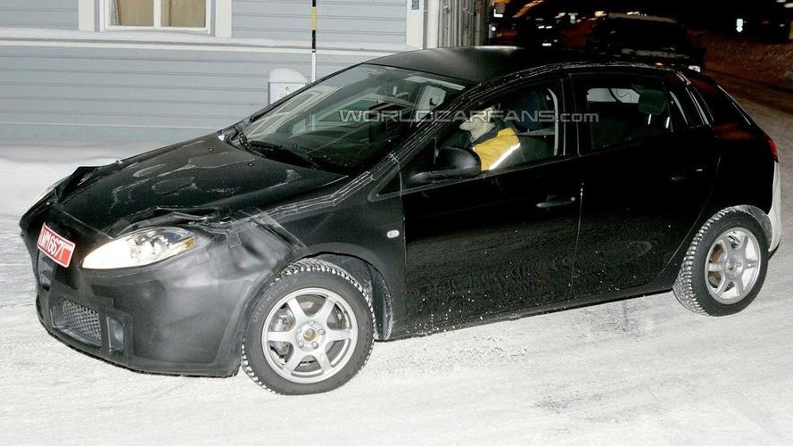 New Alfa 149 Spied Winter Testing