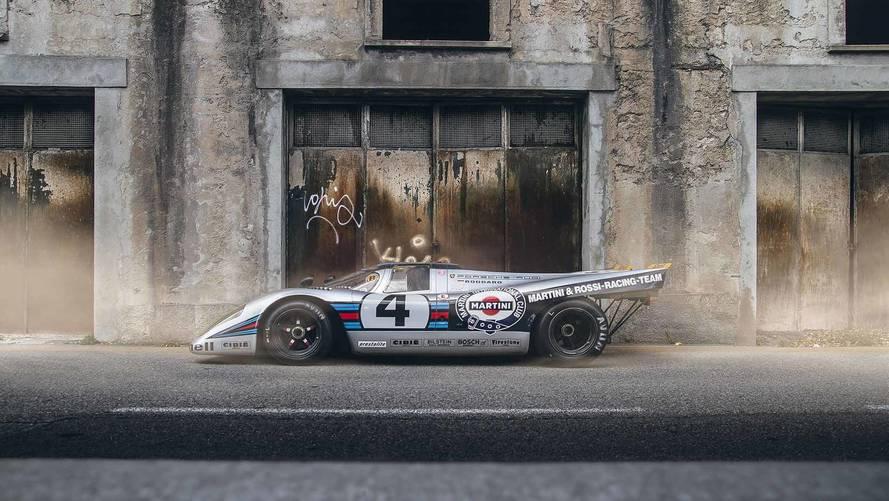 Road Legal Porsche 917