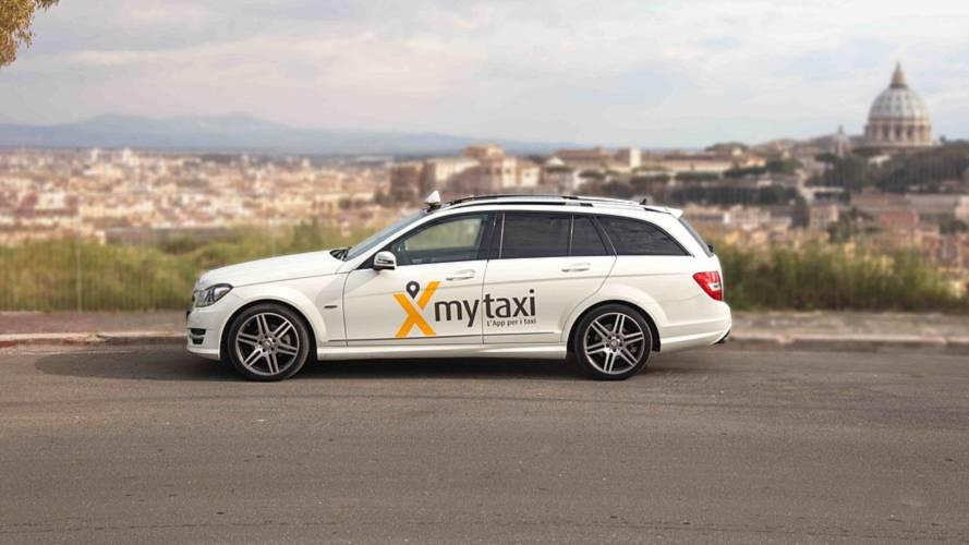 MyTaxi, vittoria contro le cooperative di radiotaxi