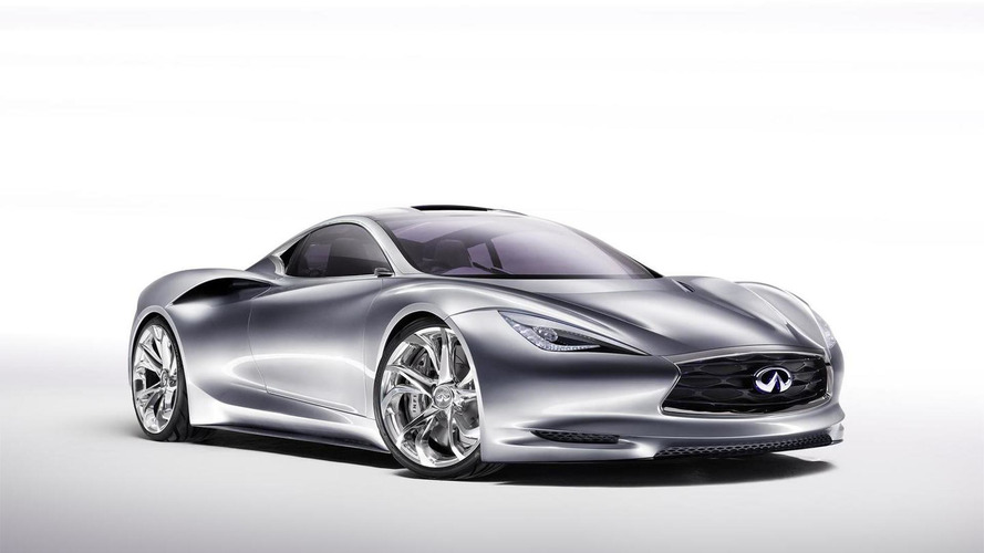Infintiti still considering an Emerg-E like sports car - report