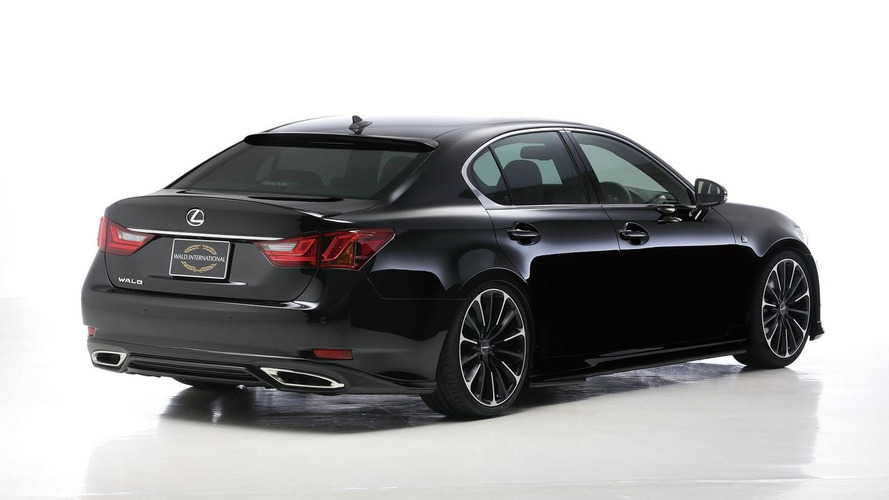 Lexus GS F Sport by Wald International