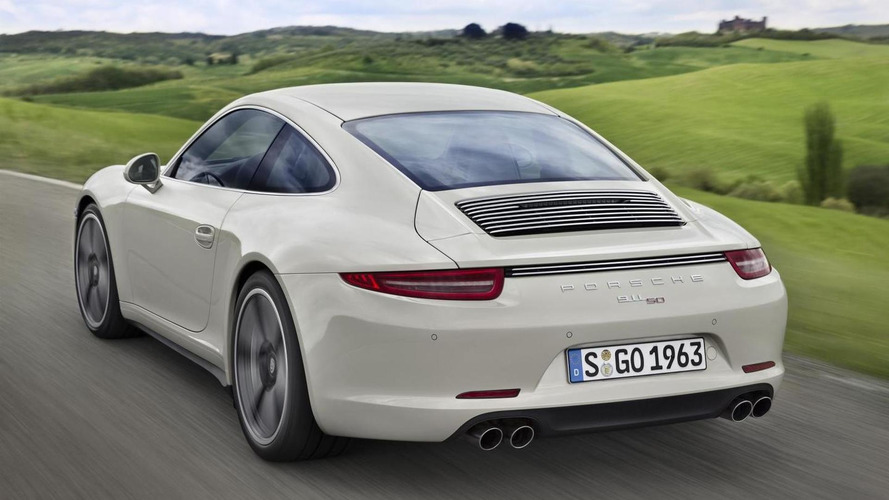 Porsche 911 50th Anniversary Edition priced from 124,100 USD [video]