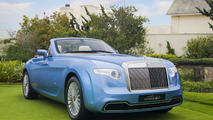 Rolls-Royce planning V16 roadster for 2017, SUV also in the works - report