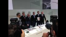 Audi Group, presentazione bilancio 2014