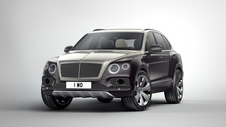 Bentley Bentayga gets Mulliner treatment for ultimate SUV luxury
