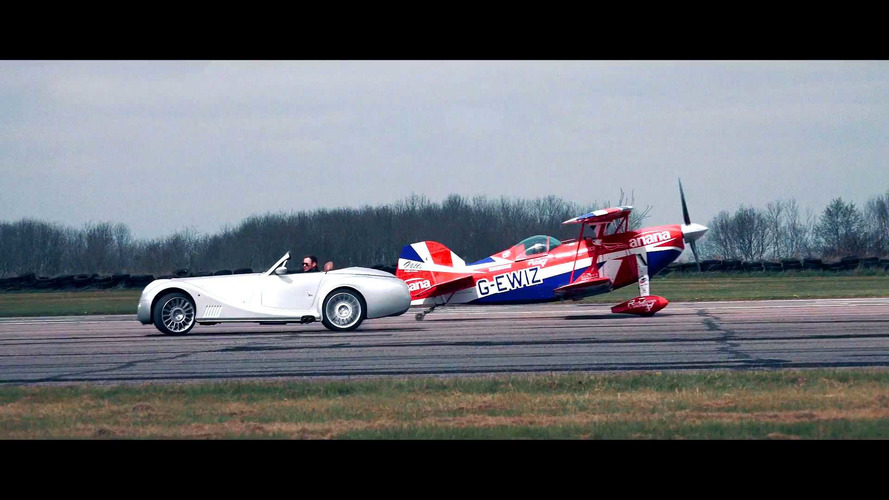 Morgan Aero 8 Vs Biplane