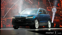 Škoda Karoq 2017 tanıtım