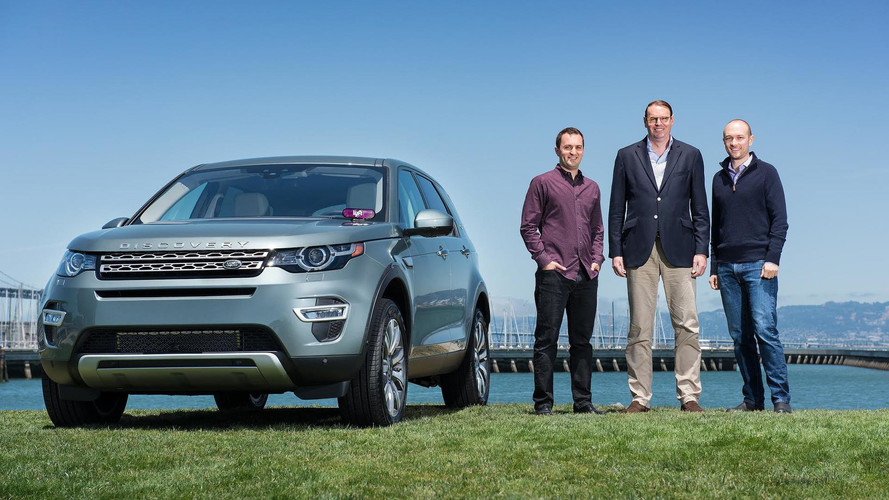 Jaguar Land Rover makes £19m investment in Lyft