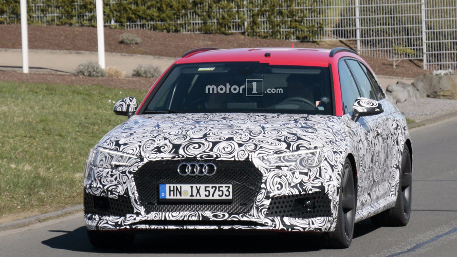 ¿Conoceremos el Audi RS 4 Avant 2018 en Frankfurt?