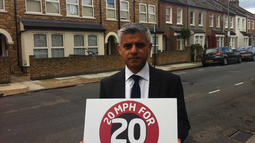 London mayor wants to ban cars outside schools