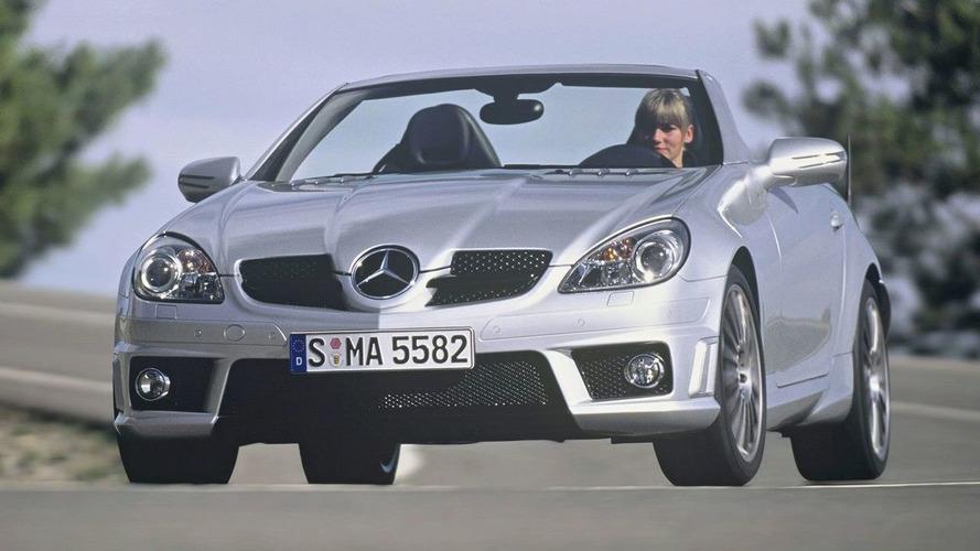 Daimler Welcomes 500,000th Mercedes SLK
