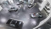 Audi aluminum exhibit