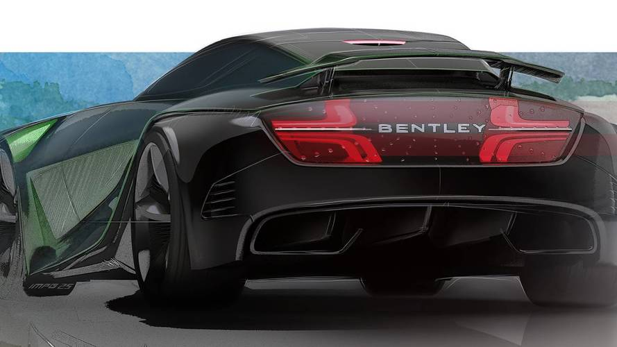 1920 ilhamlı Bentley Birkin EV konsepti
