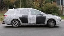2019 Ford Focus Estate spy photo