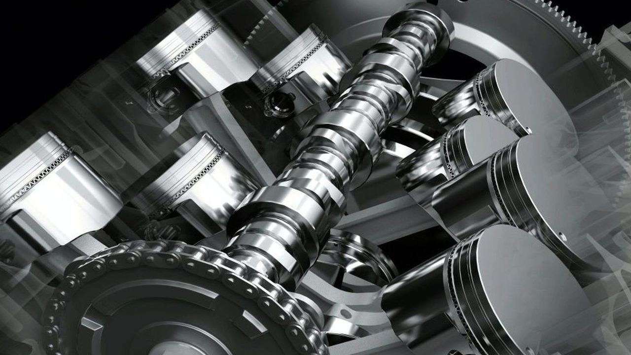 Hummer's new V8 engine