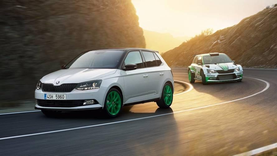 Skoda Fabia WRC2 - Une version un peu plus dynamique