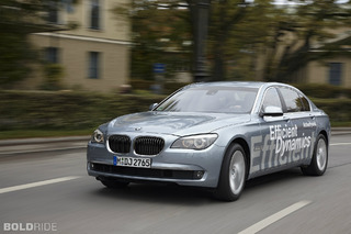BMW 7-Series ActiveHybrid