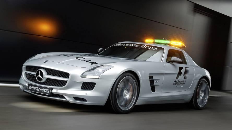 Galería de fotos: todos los Safety Car de Mercedes en la F1