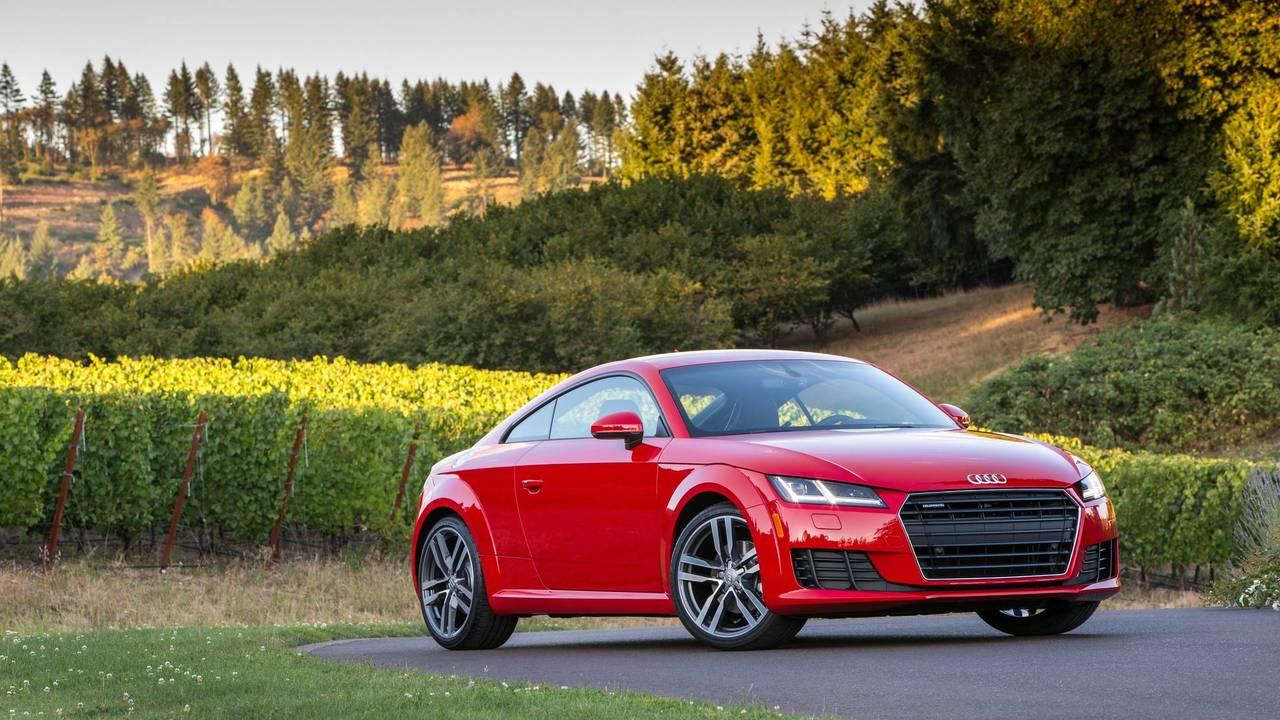 2. Audi TT