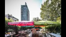 Terrazza Citroen, il ristorante al centro di Milano 011