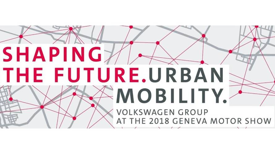 Watch Volkswagen Group's Geneva Premieres Live