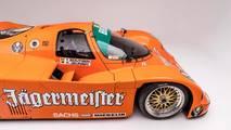 1986 Porsche 962C Jagermeister Chassis 117 033
