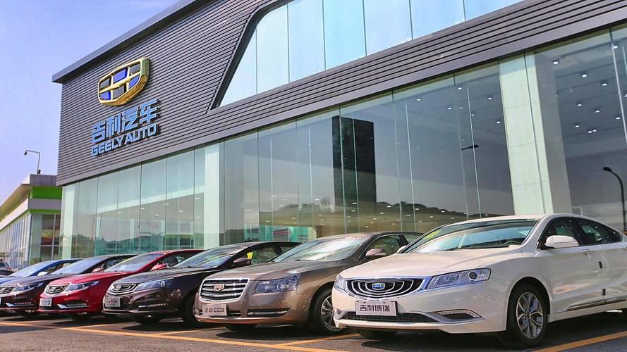 Geely teria procurado BMW antes de comprar ações da Mercedes