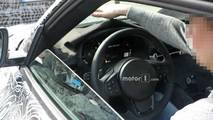Photos espion - Toyota Supra sur le Nürburgring