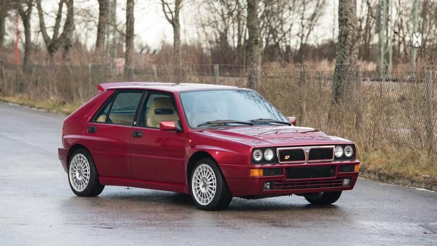 Lancia Delta Integrale, un sueño a la venta por 120.000 euros