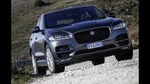 Drive in Italy | Gran Sasso, Jaguar F-Pace 003