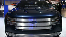 Ford Interceptor Concept Debut at NAIAS