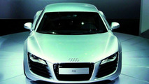 Audi R8 Ignition Sculpture: More Details
