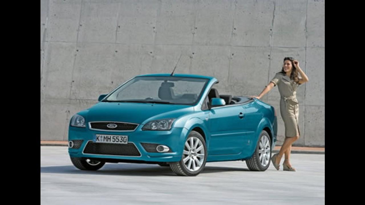 Ford Focus Coupé - O conversível americano feito na Itália