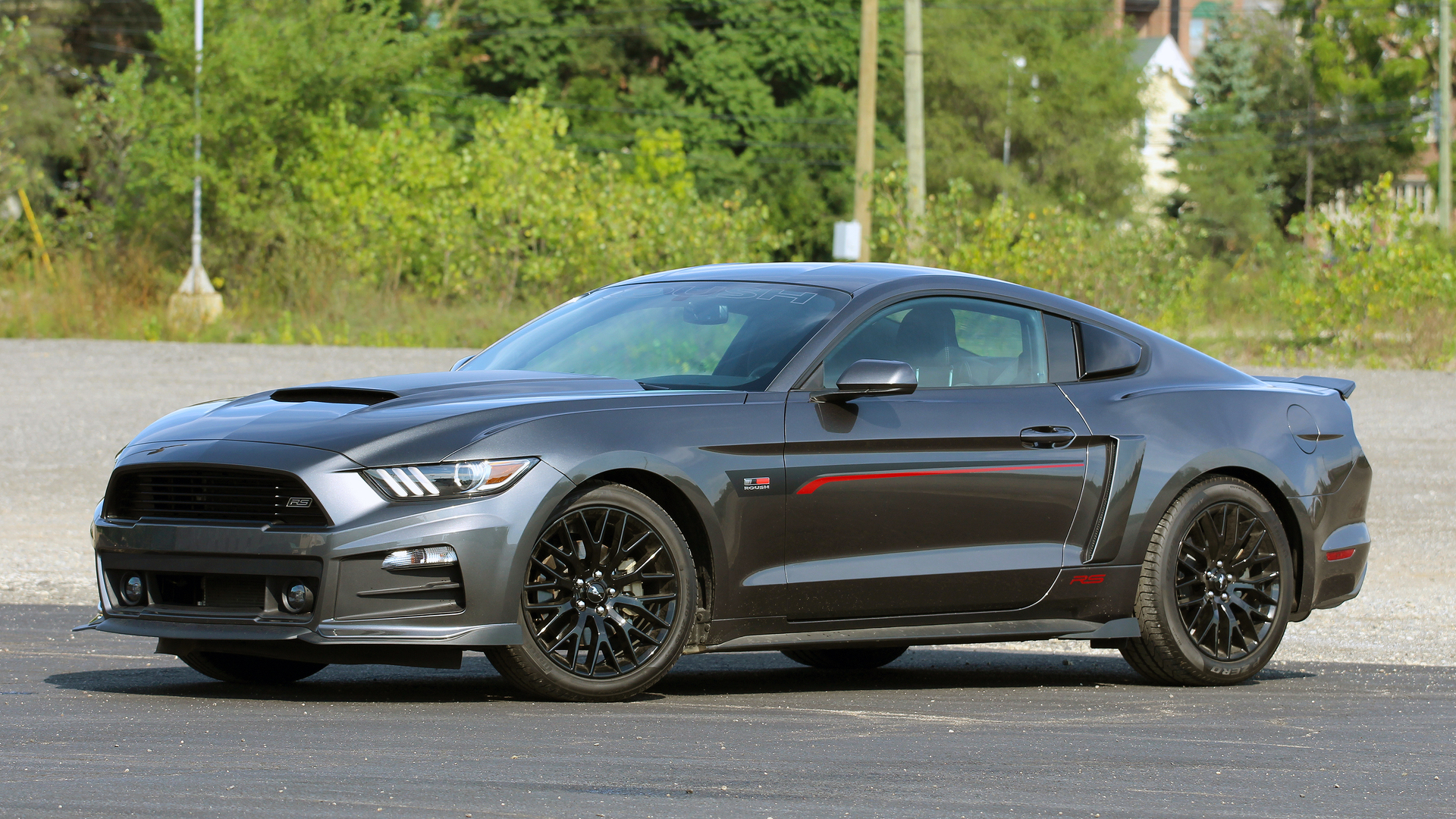 Ford Mustang Concept 2017 >> Review: 2017 Roush RS Mustang