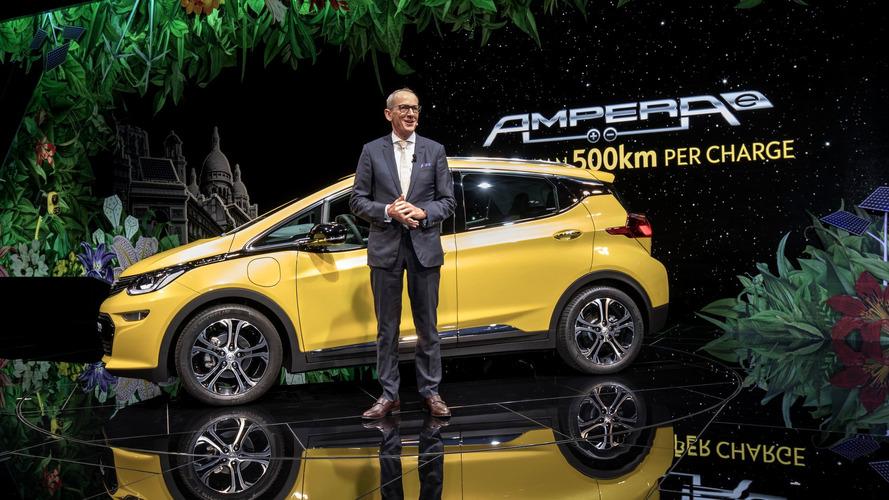 Opel'in yeni planlarında SUV'ler, EV'ler ve yeni pazarlar var