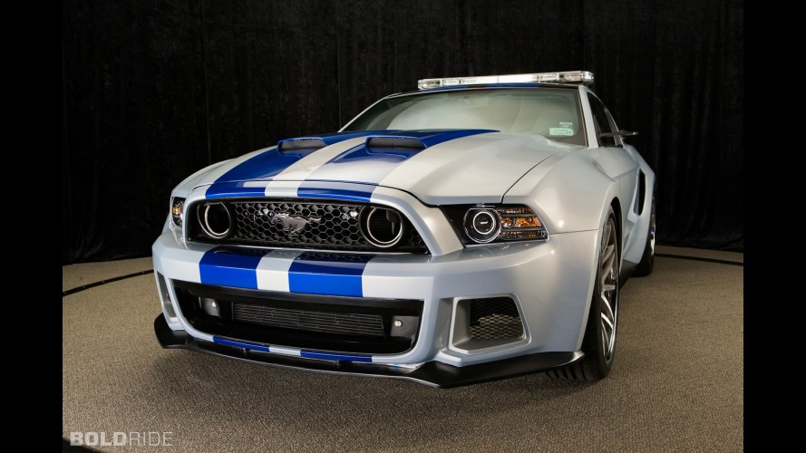 Ford Need for Speed Mustang