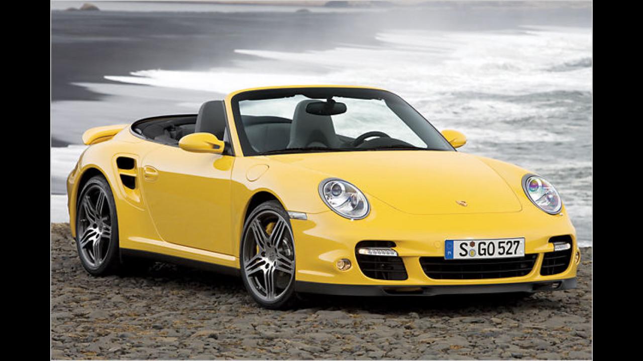 Porsche Turbo Cabrio