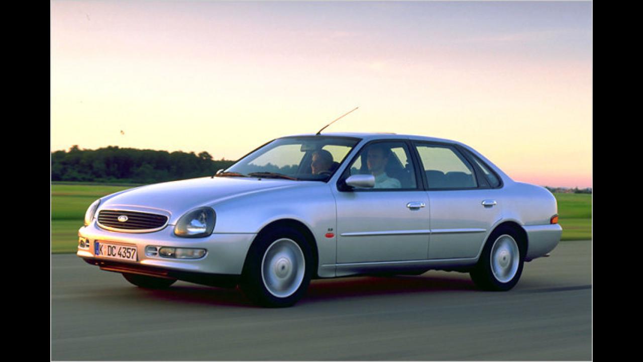 2. Ford Scorpio (1997)