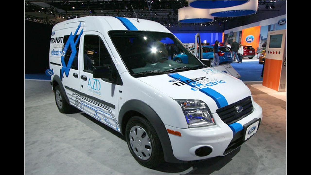 Ford Transit Connect BEV