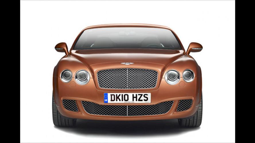 Bentley: Noble Spezialmodelle für China