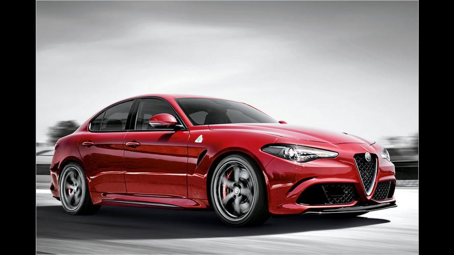 Verzögerung bei Alfa Romeo