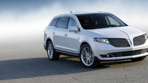 2013 Lincoln MKT facelift unveiled in L.A. [video]