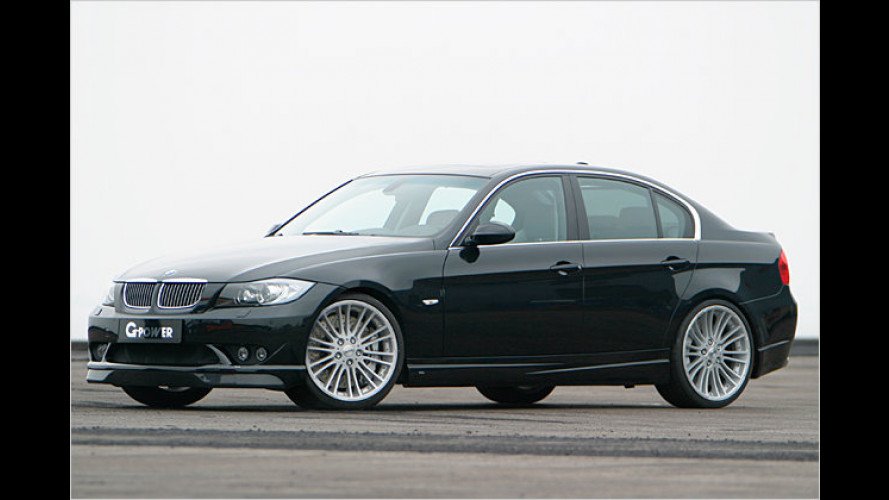 Heißes BMW-Tuning: G-Power macht den Dreier flotter