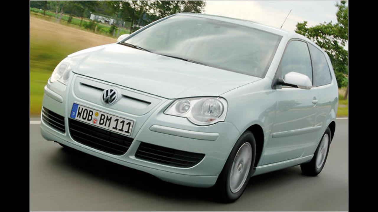 VW Polo BlueMotion DPF 3-türig