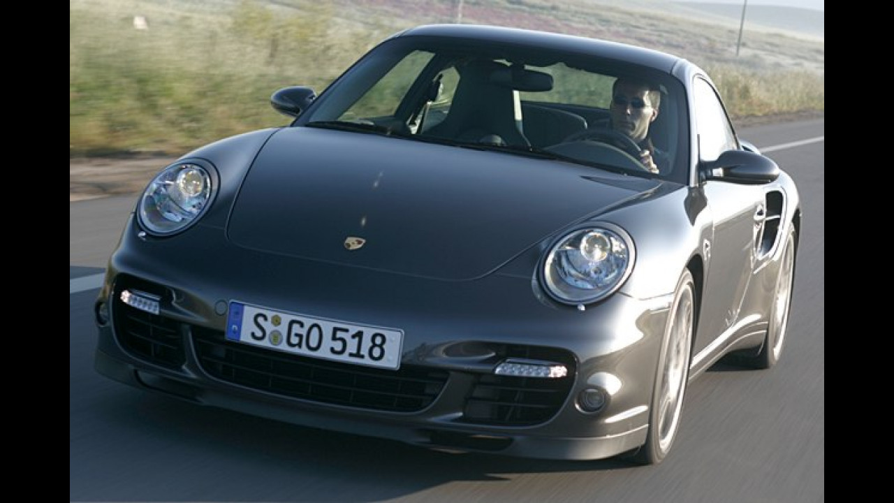 Porsche 911 Turbo: 3,7 sec