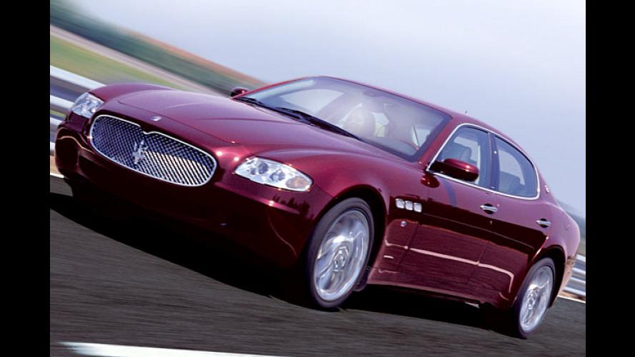 Maserati Quattroporte: Neuer Gentleman, neuer Sportsman