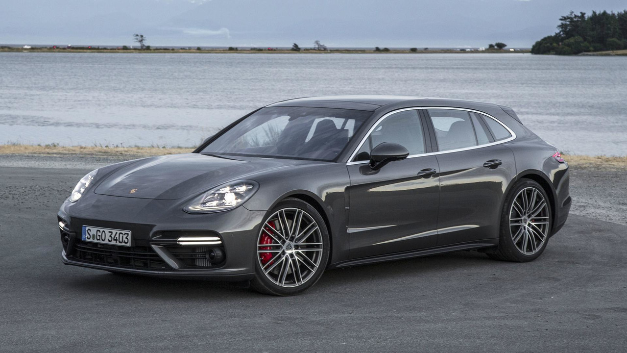 Porsche Confirms Panamera 5-Seater For U.S.