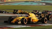 Renault en F1 - 2016