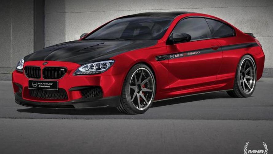 Manhart Racing previews BMW M6 Coupe tuning program